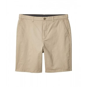Calvin Klein Refined Stretch Chino Shorts Sueded Taupe