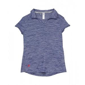 Space-Dyed Short Sleeve Polo Shirt (Little Kidsu002FBig Kids)