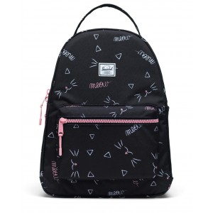 nova youth meow backpack (unisex)