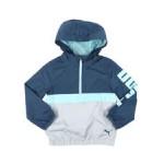 1/4 zip up windbreaker jacket (4-7)