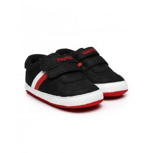 tiny hull pre-walk crib shoes (1-4)