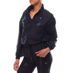 train untamed woven jacket