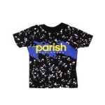 splatter print t-shirt (2t-4t)