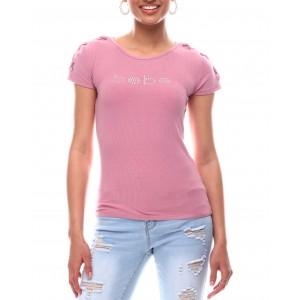 s/s rib t-shirt