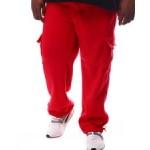 fleece cargo pant (b&t)