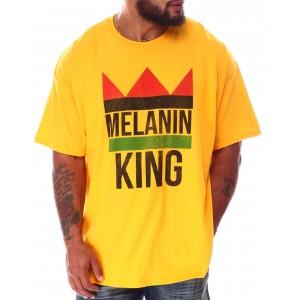 melanin king t-shirt (b&t)