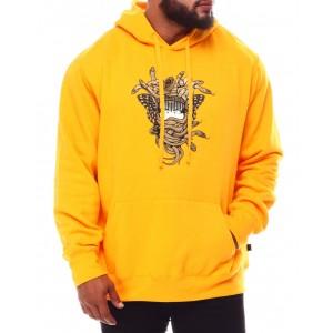 medusa hoodie (b&t)