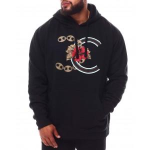 aloha friday hoodie (b&t)