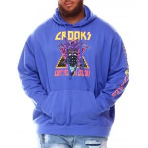 kaleidoscope world hoodie (b&t)
