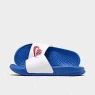 Womens Nike Benassi JDI Swoosh Slide Sandals
