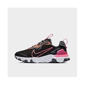 Girls Big Kids Nike React Vision Running Shoes