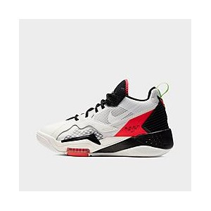 Big Kids Jordan Zoom 92 Basketball Shoes