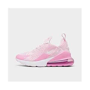 Girls Big Kids Nike Air Max 270 Casual Shoes