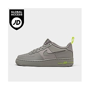 Big Kids Nike Air Force 1 07 LV8 Casual Shoes