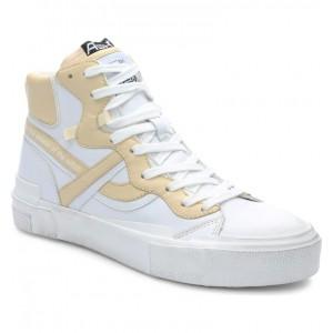 Grease High Top Platform Sneaker