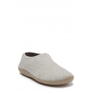 Rodeo Felted Faux Fur Lined Slipper