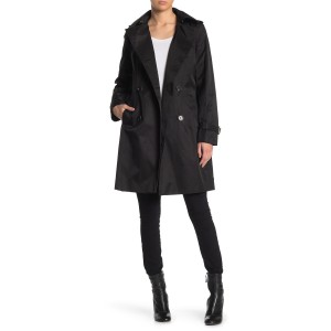 Missy Belted Trench Coat