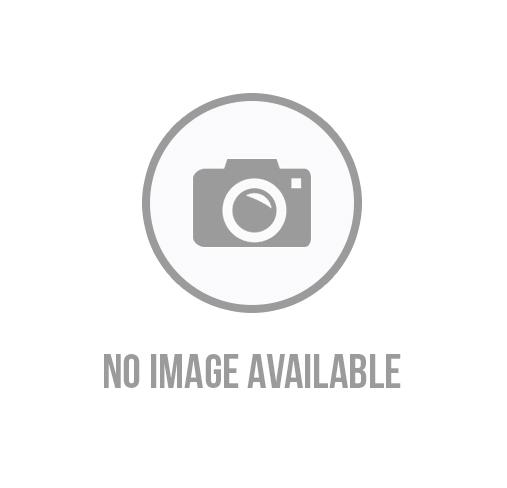 Flight Satin Jacket w/ Faux Fur Trim Hood