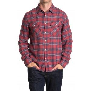 Plaid Standard Fit Flannel Shirt