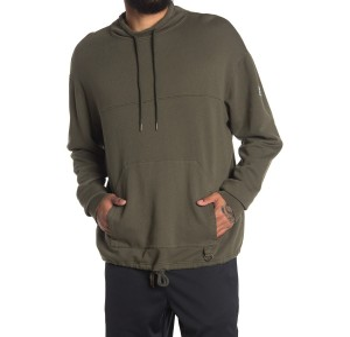 Workwear Track Fleece Sweatshirt