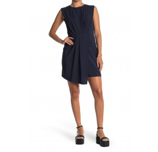 Perdeta Sleeveless Mini Dress