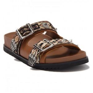 Ulysse Double Strap Sandal