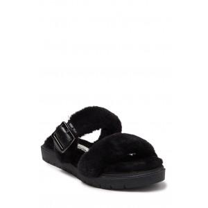 Skyler Faux Fur Sandal
