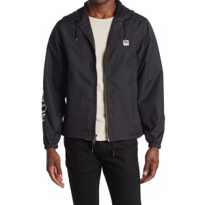 Clax Hooded Zip Front Jacket
