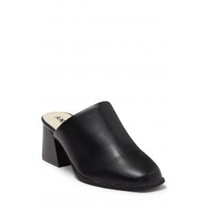 Islah Block Heel Mule
