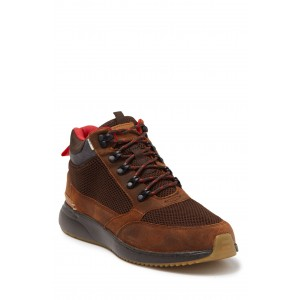 Skully Waterproof Leather Hiking Boot