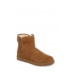 Cory Genuine Shearling Short Boot