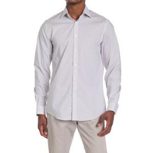Mini Geo Print Regular Fit Shirt