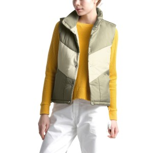 Sylvester Insulated Colorblock Vest