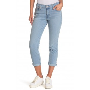 Mid Rise Boyfriend Jeans - 27 Inseam