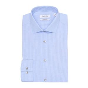 Print Slim Fit Dress Shirt