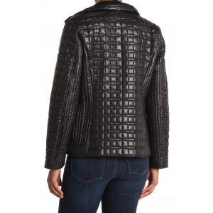Quilted Zip Puffer Jacket
