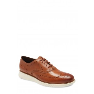 2.ZEROGRAND WINGTIP OXFORD