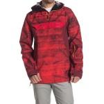 Black Forest 3L 15K Hooded Quarter Zip Shell Jacket