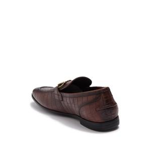 Croc Embossed Slip-On Loafer