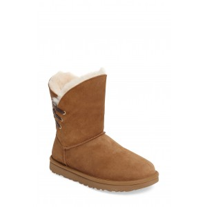 Constantine Genuine Shearling Lined Boot