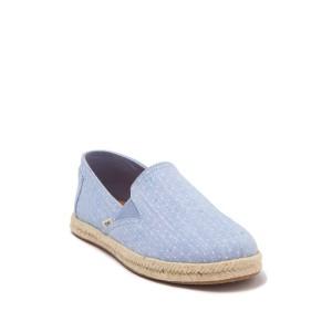 Redondo Dotted Espadrille Slip-On Sneaker