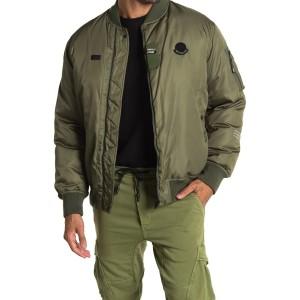 Woven Bomber Jacket
