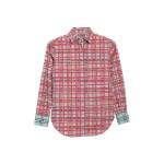Saoirse Plaid Long Sleeve Shirt