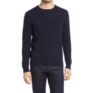 Crewneck Wool & Cashmere Sweater