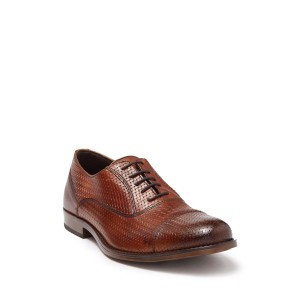 Morton Textured Leather Oxford