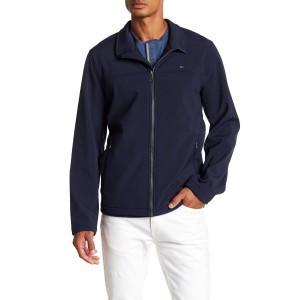Stand Collar Zip Jacket