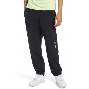 Mens Y2K Nylon Track Pants