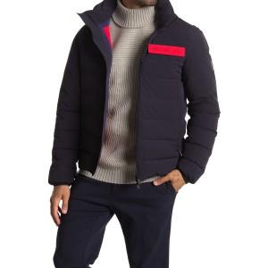 Packable Hood Puffer Jacket