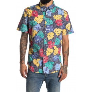Clint Floral Regular Fit Shirt