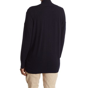 Wool & Cashmere Drop Shoulder Cardigan